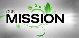our mission graphic